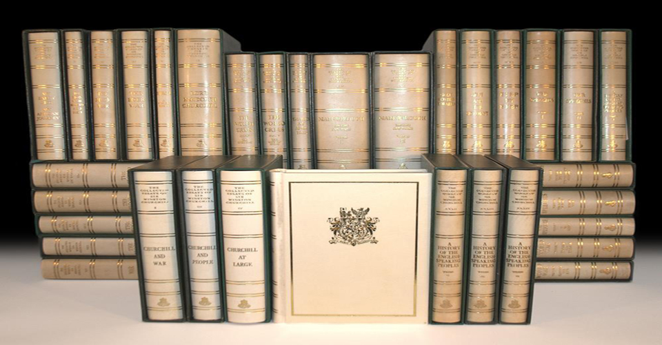 The First Collected Works of Sir Winston Churchill
