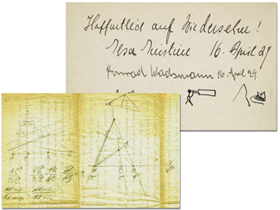 Collection of Einstein Ephemera
