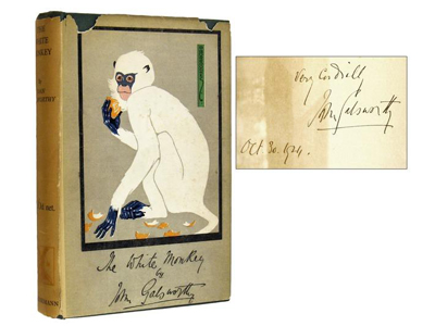 The White Monkey by John Galsworthy