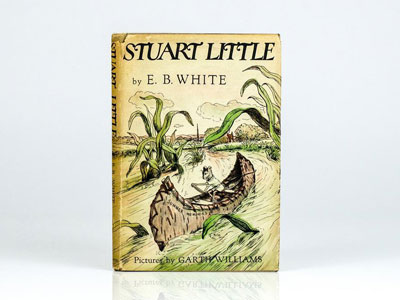 First Edition of Stuart Little by E.B. White