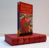 First Edition Harry Potter and the Philospher's Stone