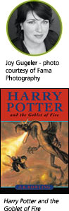 Joy Gugeler & Harry Potter and the Goblet of Fire