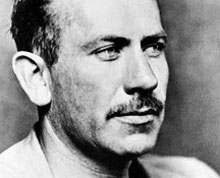 steinbecks writing John steinbeck was the type of author who liked to know his material firsthand he was not content to narrate a story which had no basis in fact thus, many of.