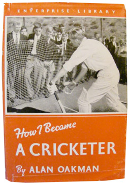 How I Became a Cricketer